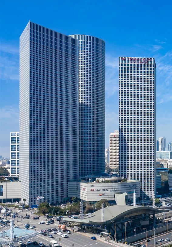 חללי עבודה בתל אביב